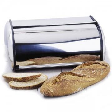 Boîte à pain conservation en inox Équinox