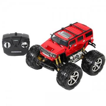 Hummer Big roues 4 x 4 radiocommandé