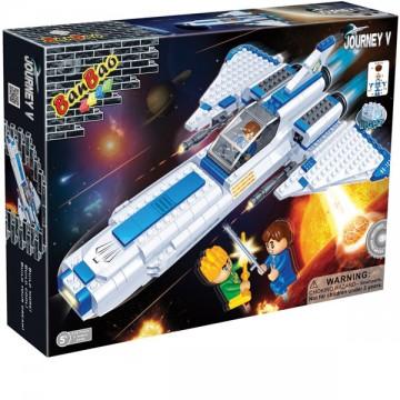 Blocs de construction Navette spatiale lumineuse