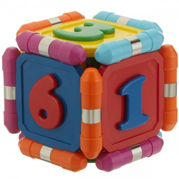 Blocs de construction Kliky 1, 2, 3