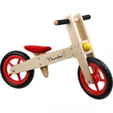 Vélo draisienne en bois numéro 1