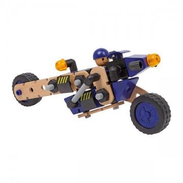 Jeux de construction moto en bois small foot for Construction xylophone bois