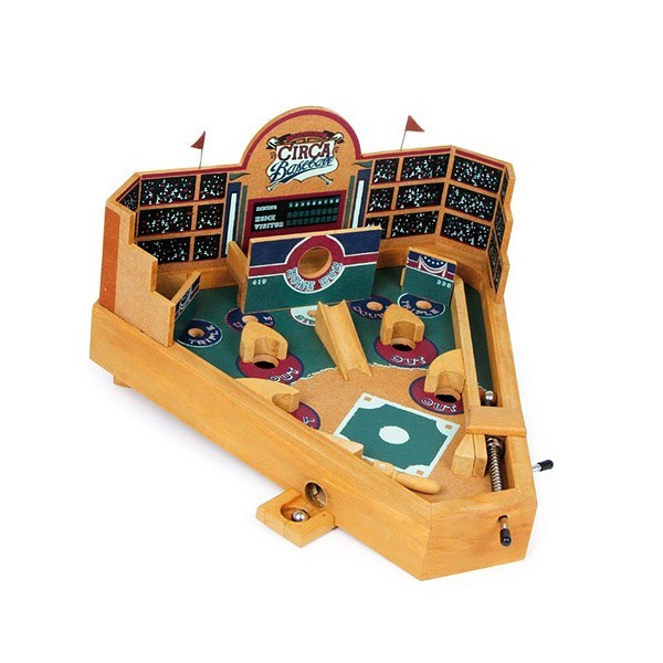 flipper de table baseball small foot. Black Bedroom Furniture Sets. Home Design Ideas