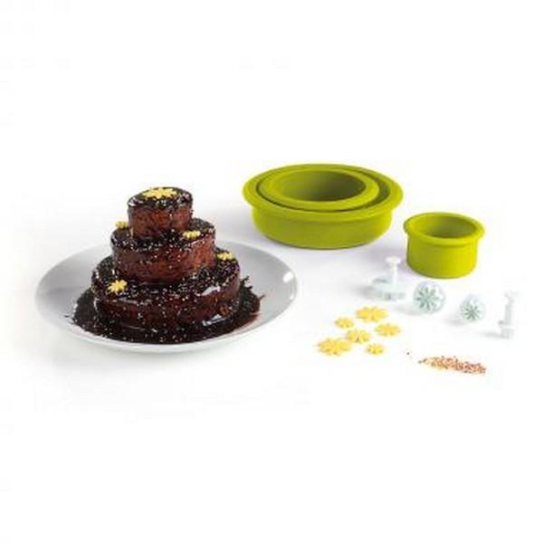 moules pi 232 ce mont 233 e en silicone kitchen artist