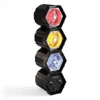Jeu de lumière disco 141 LED
