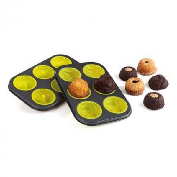 Kitchen Artist Set  Moules Cake Brioche