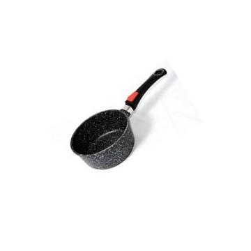 Casserole fonte d'alu façon pierre 16 cm