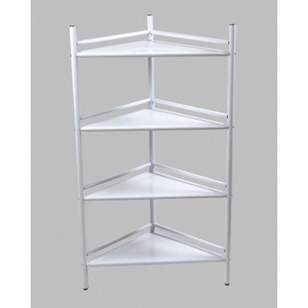 etagere d 39 angle metallique. Black Bedroom Furniture Sets. Home Design Ideas