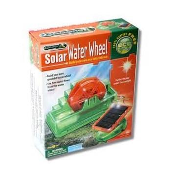 Moulin à eau solaire