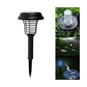 Lampe solaire tue insecte