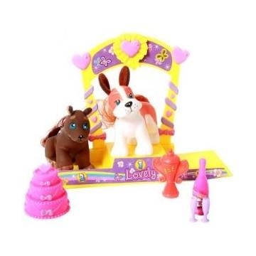 Chiens et accessoires jouet enfant