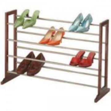 Rack à chaussures 4 étages