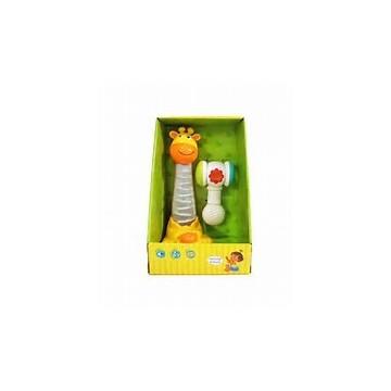 Girafe jouet d'éveil