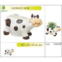 Cache-pot forme vache
