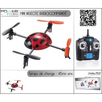 Drone insecte 4 canaux