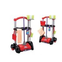 Chariot de ménage enfant