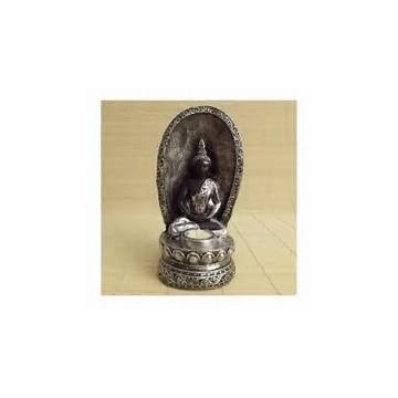 Bougeoir bouddha géant