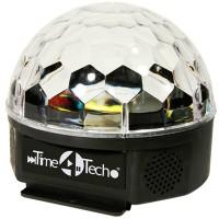Boule magique LED multicolores