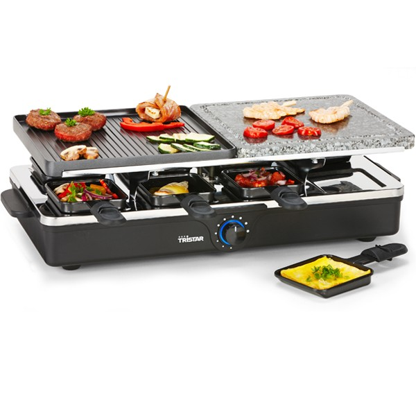 raclette plancha 8 personnes top plancha. Black Bedroom Furniture Sets. Home Design Ideas