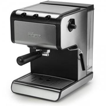 Machine à café expresso inox