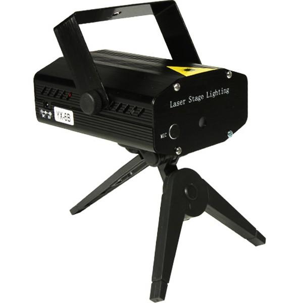 Laser projecteur jeux de lumi res fomax for Laser projecteur