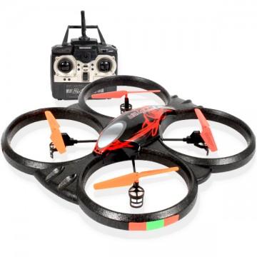 Drone radiocommandé quadri 360°