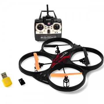 Drone radiocommandé caméra embarquée