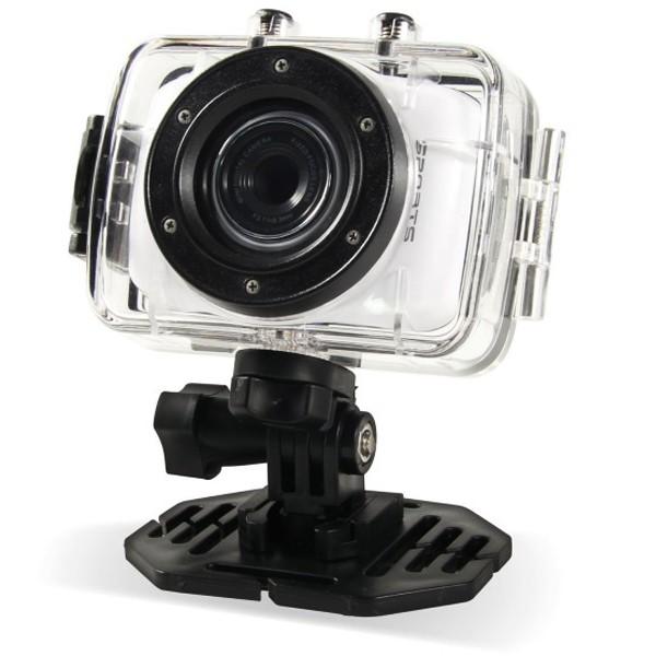 Caméra embarquée écran LCD waterproof fixations