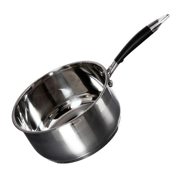 Casserole inox chef 18cm