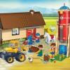 Blocs construction ferme