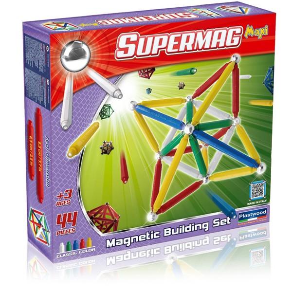 Jeu construction supermag