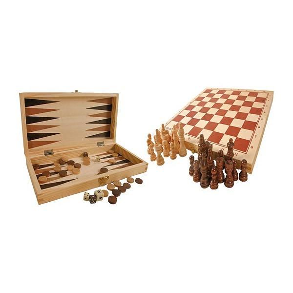 jeux de société en bois Small Foot