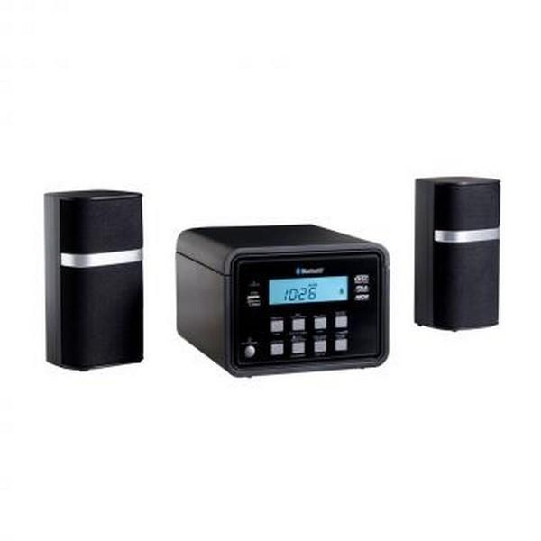Chaîne Hi-fi compacte CD Bluetooth 2.1