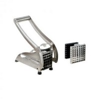 Coupe frites 2 grilles inox