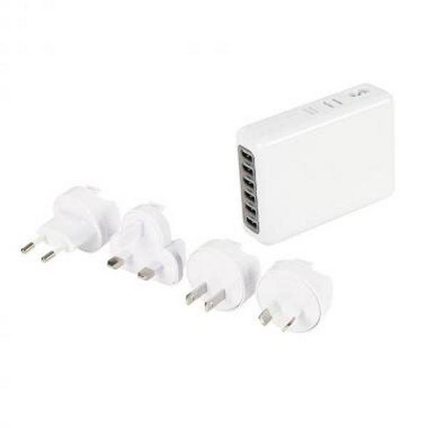 Adaptateur universel 6 ports USB