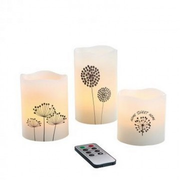Bougies LED par 3