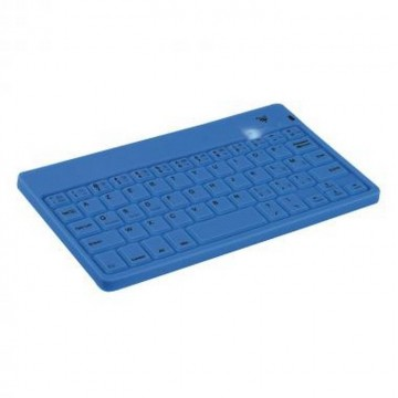 Mini clavier bluetooth en silicone