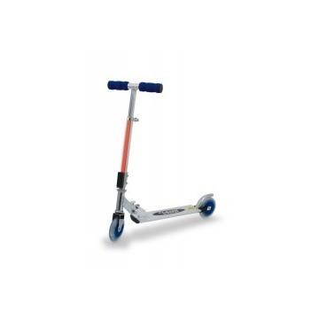 Trottinette pliable roue clignotante