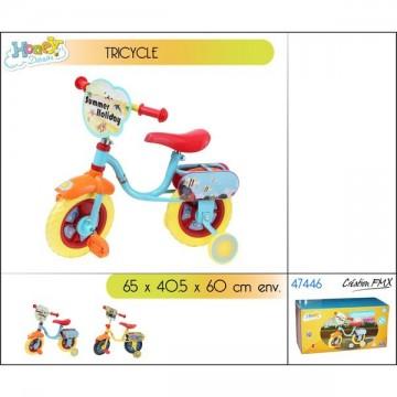 Vélo enfant à roulettes