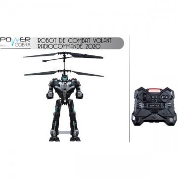 Robot de combat volant v