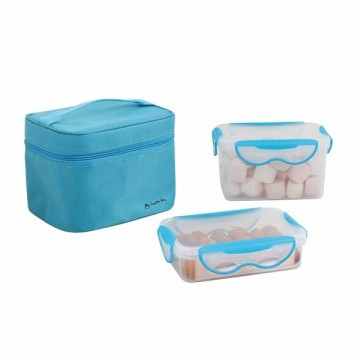 Lunch box 2 boîtes