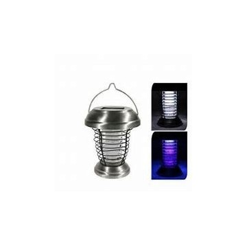 Lampe solaire tue insectes