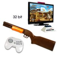 Console de jeux vidéo 32 bits