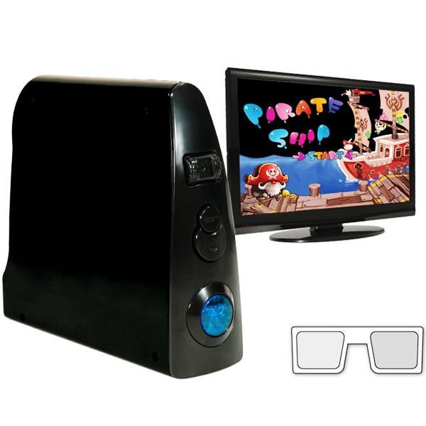 Console de jeux video motion game + 30 jeux
