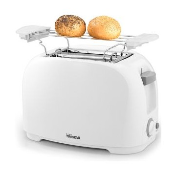 Grill pain 2 fentes et support petits pains