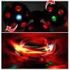 Lampe disco 2 têtes tournantes